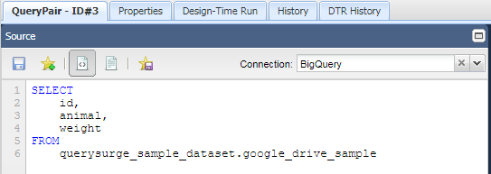 Configuring Connections: Google BigQuery – Customer Support
