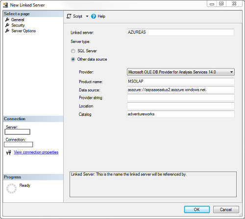 QuerySurge and Azure Analysis Services – Customer Support