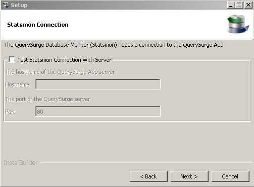 QuerySurge Windows Installation Guide - Multi Machine