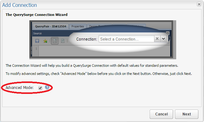Configuring Connections: Advanced Oracle Connection Options