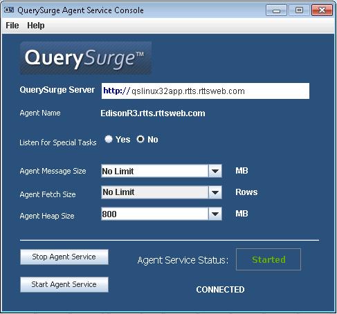 Adding a JDBC Driver to a QuerySurge Agent on Windows